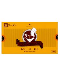 HOKKAIDO Noodle YOSHIMI ( Yoshimi ) Sapporo Curry noodles 2 pieces [Hokkaido souvenirs souvenirs souvenirs from a Valentine's day gift suites] fs04gm Made in HOKKAIDO Free Shipping New Box