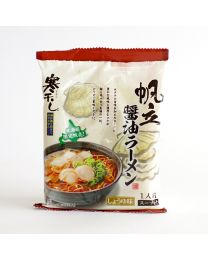 HOKKAIDO Noodle Seafood cold dried noodle scallop sauce Made in HOKKAIDO Free Shipping New Box